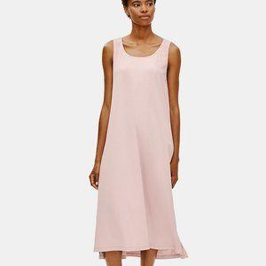 Eileen Fisher 100% Organic Cotton Tank Dress S